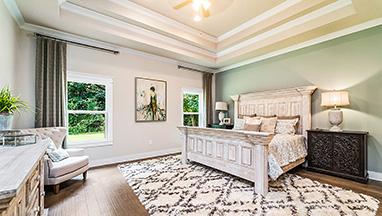 Firethorne Heron Master Bedroom thumbnail