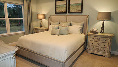 Thumbnail image of Sage Walls of bedroom suite